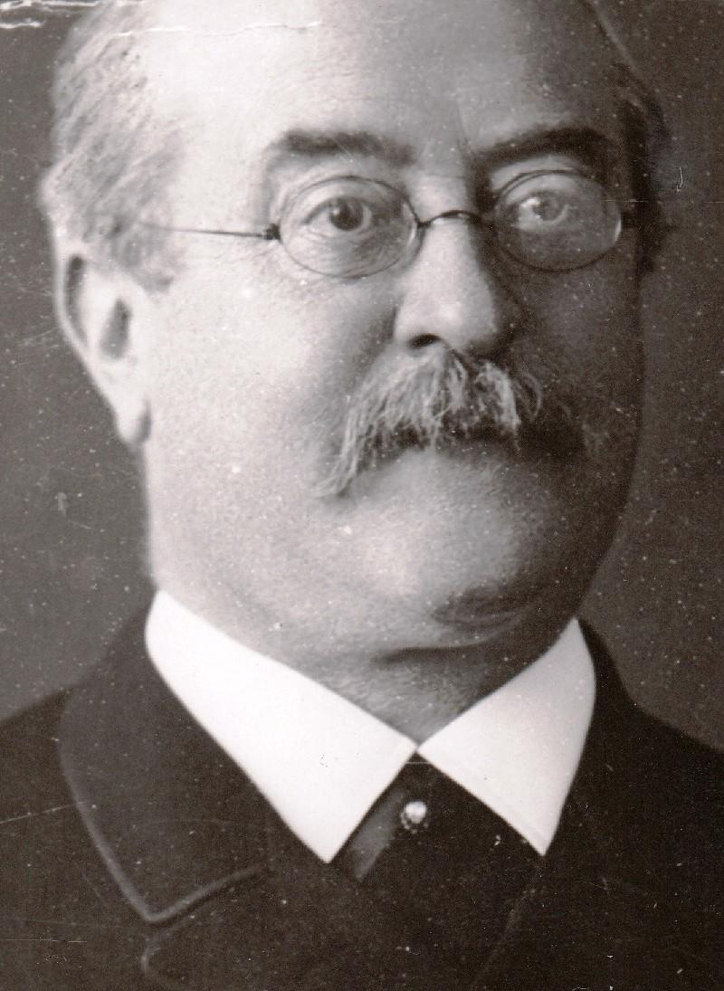 Insbesesondere auch mit dem Lenneper Bürgermeister Sauerbronn (1833 bis 1901) wurden bei der Freiwilligen Feuerwehr zahlreiche Neuerungen eingeführt. Foto Stadtarchiv Remscheid