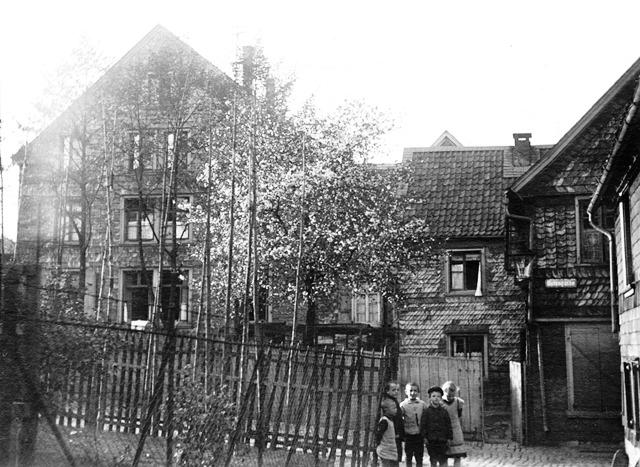 Abb. 1 Botengasse in Lennep , Bildautor Fritz Lüns