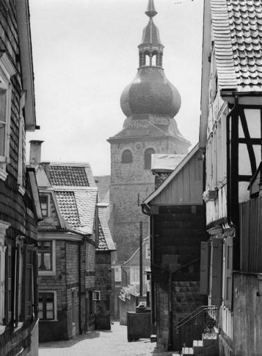 Abb. 12 Pastoratstraße, Bildautor Fritz Schurig