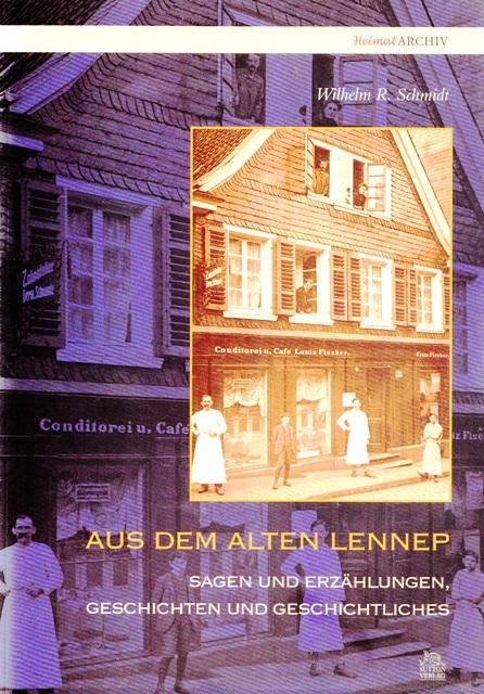 Abb. 13 Text- und Bildband von Wilhelm R. Schmidt (2004 und 2007)