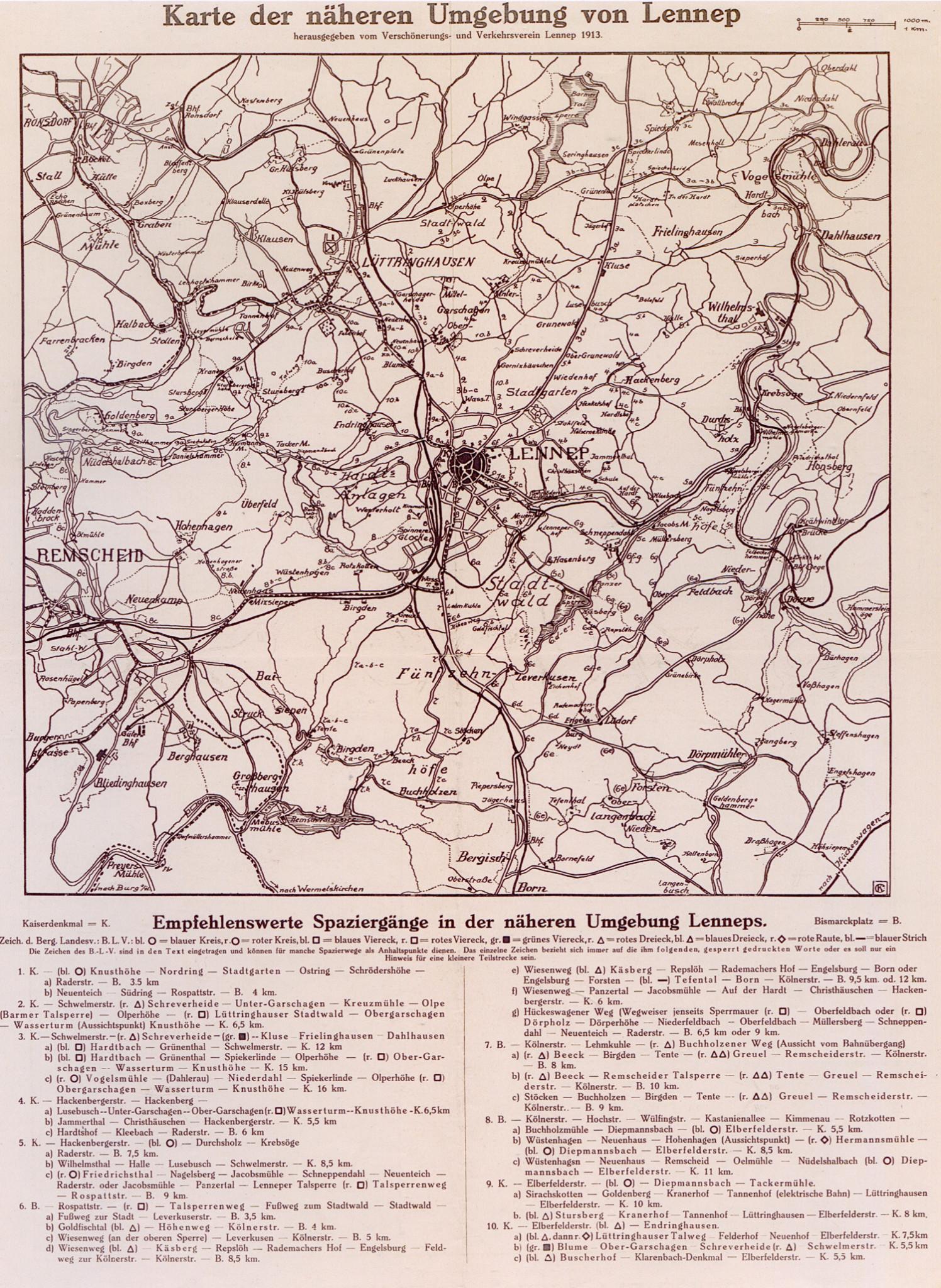 Abb. 1 Karte
